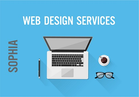 Sophia Web Design Services